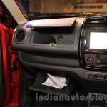 Renault Kwid glovebox launched India