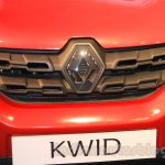 Renault Kwid grille launched India