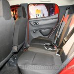Renault Kwid rear legroom launched India