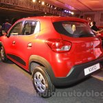 Renault Kwid rear quarters launched India