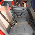 Renault Kwid rear seats launched India