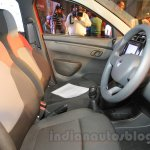 Renault Kwid seats front launched India