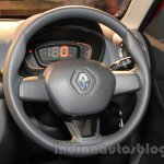 Renault Kwid steering launched India