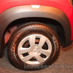Renault Kwid wheel launched India