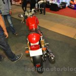 Royal Enfield Continental GT rear at Nepal Auto Show 2015