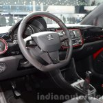 Seat Mii FR Line dashboard at IAA 2015