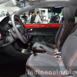 Seat Mii FR Line interior at IAA 2015