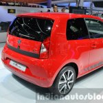 Seat Mii FR Line rear three quarter at IAA 2015