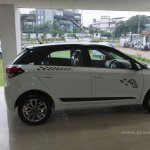 Side of Hyundai Elite i20 Celebration Edition