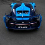 Spoilers of the Bugatti Vision GT (official image)