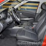 Ssangyong Tivoli Diesel front cabin at the 2015 IAA