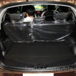 Ssangyong Tivoli boot capacity at the 2015 Nepal Auto Show