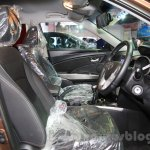 Ssangyong Tivoli front cabin at the 2015 Nepal Auto Show