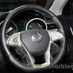 Ssangyong Tivoli steering wheel at the 2015 Nepal Auto Show