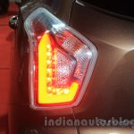 Ssangyong Tivoli taillamps at the 2015 Nepal Auto Show