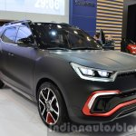 Ssangyong XLV-Air front three quarter at the IAA 2015