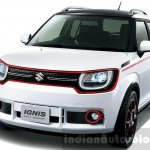 Suzuki Ignis Trail concept front press shots