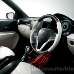 Suzuki Ignis Trail concept interior press shots