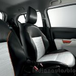 Suzuki Ignis Trail concept seats press shots-1
