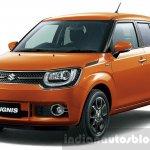 Suzuki Ignis front press images