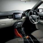 Suzuki Ignis interior press images