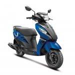 Suzuki Let's Pearl Suzuki Blue no 2 official