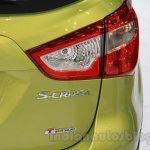 Suzuki SX4 S-Cross 1.4 T (Boosterjet) badge at the 2015 Chengdu Motor Show