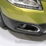 Suzuki SX4 S-Cross 1.4 T (Boosterjet) foglight at the 2015 Chengdu Motor Show