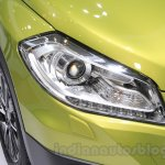 Suzuki SX4 S-Cross 1.4 T (Boosterjet) headlight at the 2015 Chengdu Motor Show