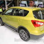 Suzuki SX4 S-Cross 1.4 T (Boosterjet) rear quarter at the 2015 Chengdu Motor Show