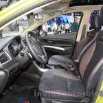 Suzuki SX4 S-Cross 1.4 T (Boosterjet) seats at the 2015 Chengdu Motor Show