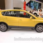 Suzuki SX4 S-Cross 1.4 T (Boosterjet) side at the 2015 Chengdu Motor Show