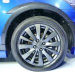 Suzuki Swift RR2 Limited edition wheel unveiled in Malaysia
