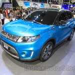 Suzuki Vitara Boosterjet front quarter at the 2015 Chengdu Motor Show
