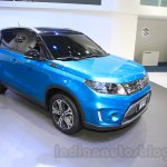 Suzuki Vitara Boosterjet front quarters at the 2015 Chengdu Motor Show