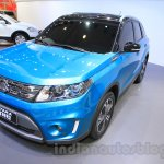 Suzuki Vitara Boosterjet front three quarter at the 2015 Chengdu Motor Show