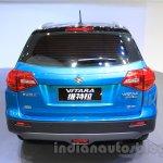 Suzuki Vitara Boosterjet rear at the 2015 Chengdu Motor Show