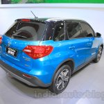 Suzuki Vitara Boosterjet rear quarters at the 2015 Chengdu Motor Show