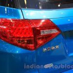 Suzuki Vitara Boosterjet taillight at the 2015 Chengdu Motor Show