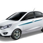 Tata Zest Anniversary Edition image official side