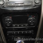 Tata Zest HVAC controls at the 2015 Nepal Auto Show