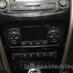 Tata Zest HVAC controls at the 2015 Nepal Auto Show