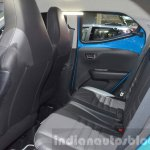 Toyota Aygo x-clusiv special edition rear seat at the IAA 2015
