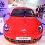 VW Beetle front at the 2015 NADA Auto Show - Image Gallery