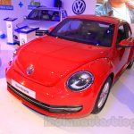 VW Beetle front quarters at the 2015 NADA Auto Show - Image Gallery