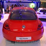 VW Beetle rear at the 2015 NADA Auto Show - Image Gallery