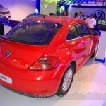 VW Beetle rear quarter at the 2015 NADA Auto Show - Image Gallery