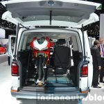 VW Multivan Panamericana boot at the IAA 2015