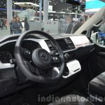 VW Multivan Panamericana dashboard at the IAA 2015