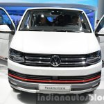 VW Multivan Panamericana front at the IAA 2015